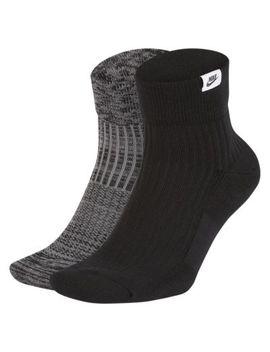 Nike Snkr Sox Quarter Socks (2 Pairs). Nike.Com by Nike