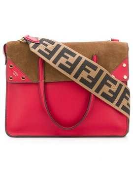Flip Tote Bag by Fendi