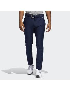 Ultimate365 3 Stripes Tapered Pants by Adidas