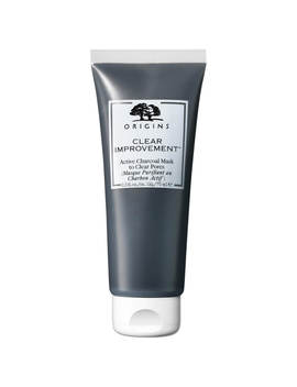 Origins Clear Improvement Active Charcoal Mask To Clear Pores 100ml by Look Fantastic