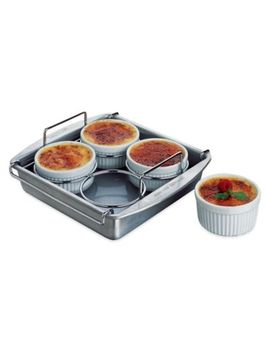 Chicago Metallic™ 6 Piece Crème Brulee Set by Bed Bath And Beyond