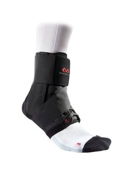 Mc David Level 3 Ankle Brace W/Straps (Black) by Mc David