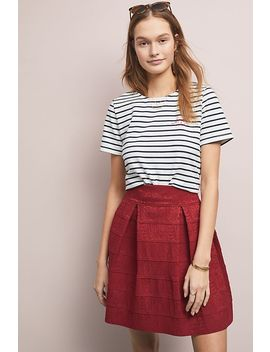 Scholastic Structured Skirt by Maeve
