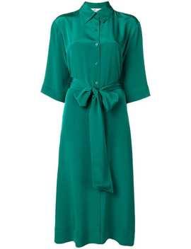 Belted Shirt Dress by Dvf Diane Von Furstenberg