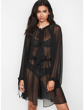 Chiffon Duster by Victoria's Secret