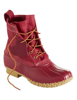 "Women's L.L.Bean Boot, 8"" Heart Limited Edition by L.L.Bean"