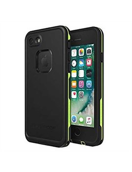 Lifeproof Fre Series Waterproof Case For I Phone 8 & 7 (Only)   Night Lite (Black/Lime) by Life Proof