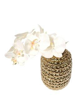 Rope Ceramic Table Vase by Sagebrook Home