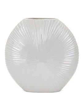 Gray Glaze Table Vase by Wade Logan