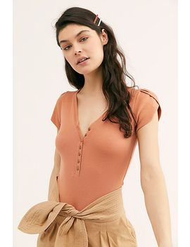 Mia Bodysuit by Free People
