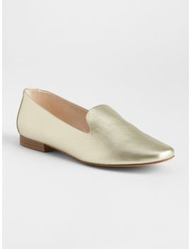 Metallic Loafers by Gap