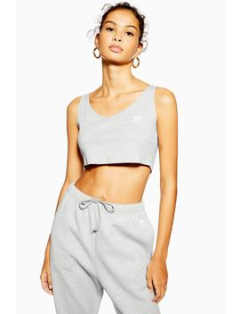 Cropped Tank Top By Adidas by Topshop