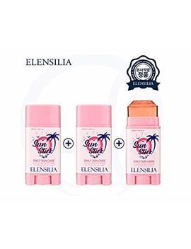 [Elensilia] Daily Sun Care Stick 16g X 3ea / Spf50+Pa++++ / Made In Korea by Elensilia