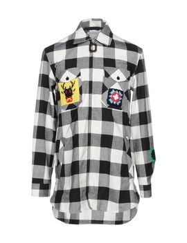 J.W.Anderson Checked Shirt   Shirts by J.W.Anderson