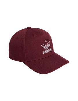 Dart Precurve Embroidered Cap by Adidas Originals