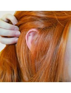Fake Ear Cartilage Stud Piercing Magnetic Body Jewelry Earring by Etsy