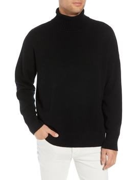 Wool & Cashmere Turtleneck Sweater by The Kooples
