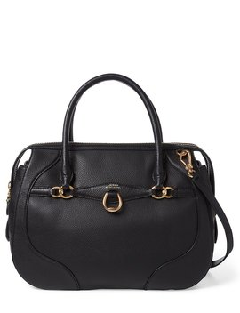 Stonegate Large Satchel by Lauren Ralph Lauren