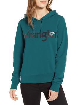 Logo Sweatshirt by Wrangler
