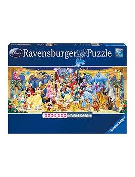 Ravensburger Disney Panoramic Jigsaw Puzzle (1000 Piece) by Ravensburger
