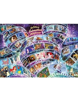 Tenyo Walt Disney Animation History Jigsaw Puzzle (1000 Piece) by Tenyo