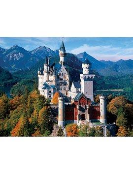 Buffalo Games   Majestic Castles   Neuschwanstein Castle Bavaria   750 Piece Jigsaw Puzzle by Buffalo Games