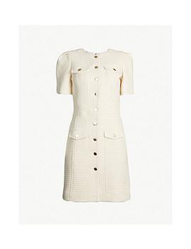 Rillio Bouclé Tweed Dress by Maje
