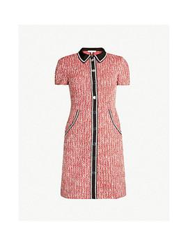Renati Tweed Dress by Maje