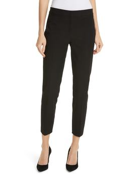 Stretch Ankle Pants by Nordstrom Signature