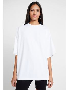 Drop Shoulder   T Shirt Basic by Missguided