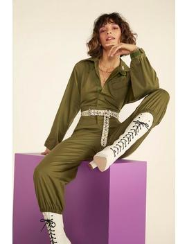 Nasty Gal Vintage Boiling Point Boilersuit by Nasty Gal