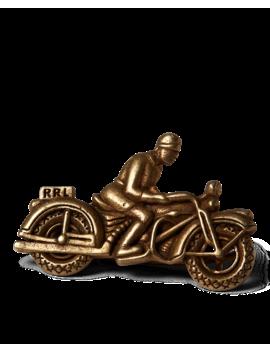 Moto Brass Pin by Ralph Lauren