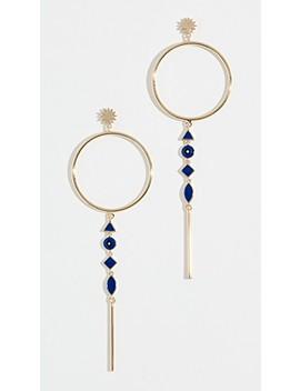 Star Gazer Earrings by Jules Smith