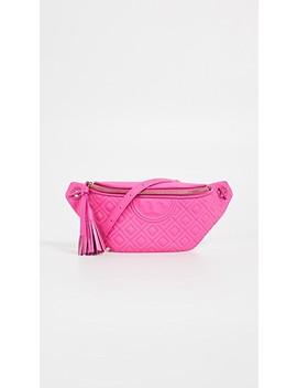 Fleming Matte Belt Bag by Tory Burch