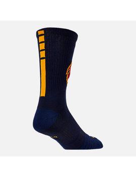 Unisex Nike Cleveland Cavaliers Nba Elite Crew Basketball Socks by Nike