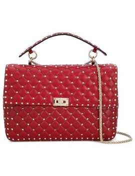Rockstud Spire Shoulder Bag by Valentino