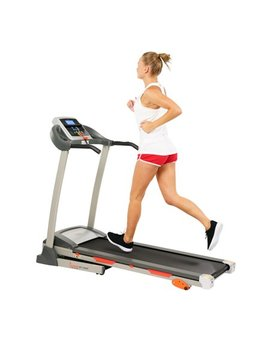 Sunny Health & Fitness Sf T4400 Folding Incline Running Treadmill by Sunny Health & Fitness