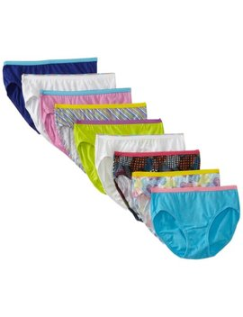 Hanes Girls' Hipster Multipack by Hanes
