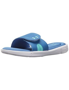 Under Armour Women's Ignite Vii Slide Sandal by Under Armour
