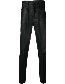 Slim Fit Trousers by Ann Demeulemeester