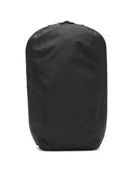 Black Nomin Backpack by Arc'teryx Veilance