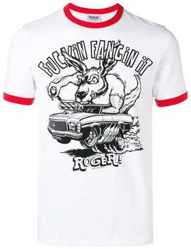 Ringer T Shirt by Sss World Corp