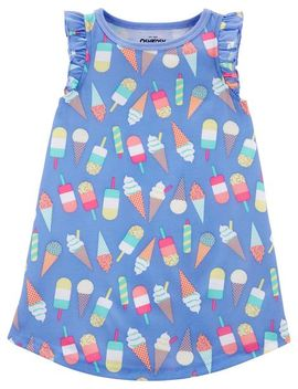 Ice Cream Nightgown by Oshkosh