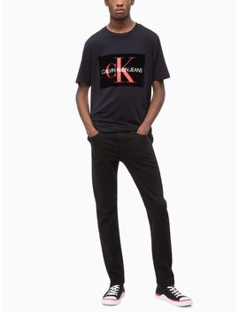 Calvin Klein Jeans Logo T Shirt by Calvin Klein