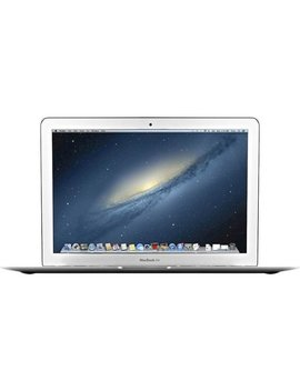 "Macbook Air 13"" Refurbished Laptop   Intel Core I5   4 Gb Memory   64 Gb Solid State Drive   Silver by Apple"