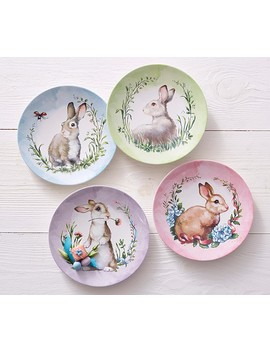 Monique Lhuillier Plates by Pottery Barn Kids