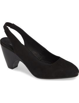 Rumi Slingback Pump by Eileen Fisher