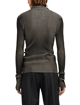 Mock Turtleneck Sweater by Maison Margiela