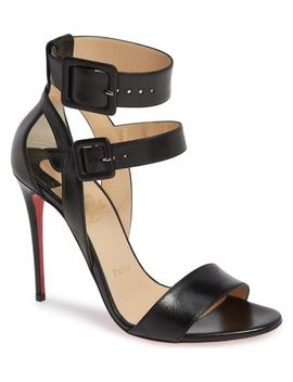 Multipot Buckle Sandal by Christian Louboutin
