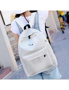 Aiqer   Printed Backpack by Aiqer